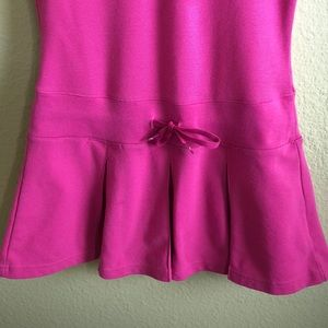 02c8b6b4fb90 Puma Dresses - Puma Pink Girls Dress M Cheerleader Cotton
